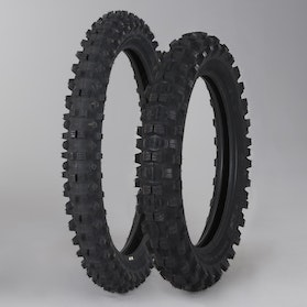 "Komplet opon Michelin Starcross 5 Soft 19""-21"""