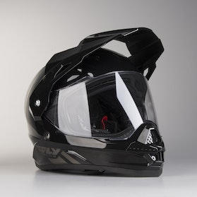 FLY Trekker Adventure Helmet Black