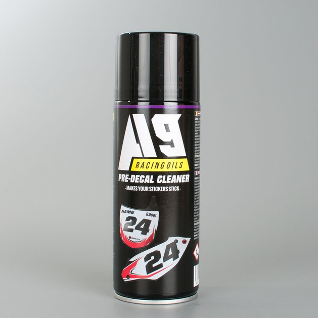 A9 Pre-Decal Cleaner 400 ml