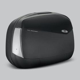 Boční Brašny Shad SH43 Černá-Bílá
