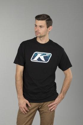 T-Shirt Klim Razor Graphic Czarny