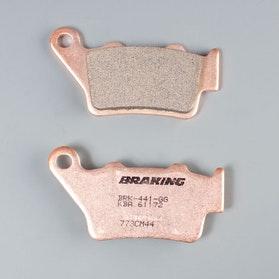 Braking Sintered Brake Pad Rear