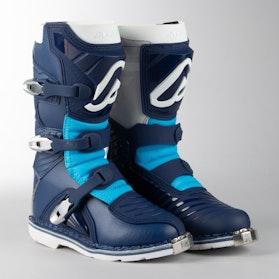 Crossstøvler Acerbis X-Kid Junior, Blå