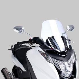 Owiewka Puig V-TECH Sport Honda Przezroczysta