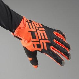Acerbis MX2 Cross-Gloves Orange-Black