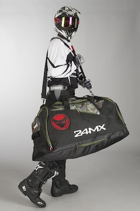 Gearbag 24MX All-In-One Gearbag, Camo