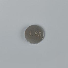 ProX Valve shim 7,48mm 1,20-3,50mm