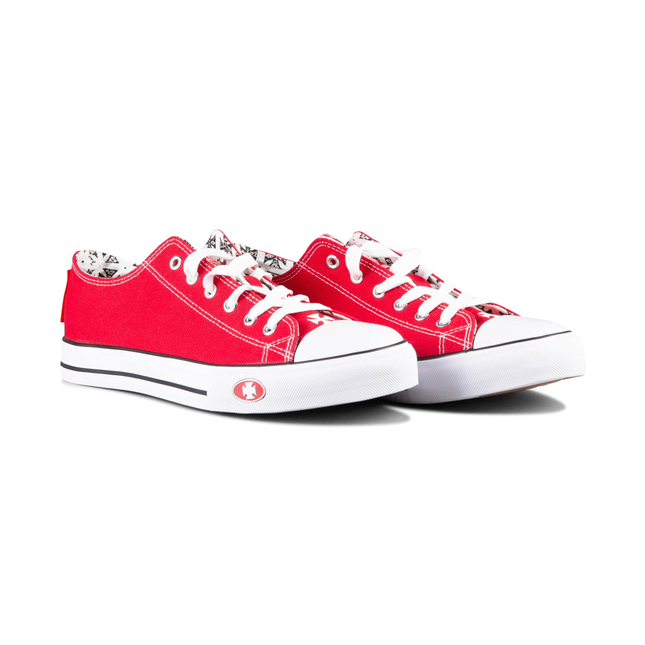 West Coast Choppers Warrior Low-Top