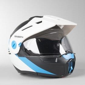 Schuberth E1 Gravity Helmet Blue