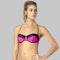 Fox Capture Balconet Bikini Top Fuchsia