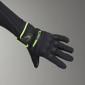 Rękawice Bering Fletcher Czarno-Zielone