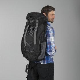 Brandit Avaiator 50L Backpack - Black