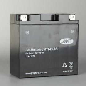 Akumulator motocyklowy JMT Gel wg.modelu baterii