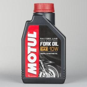 Olej do amortyzatorów syntetyczny Motul MED 10W 1L