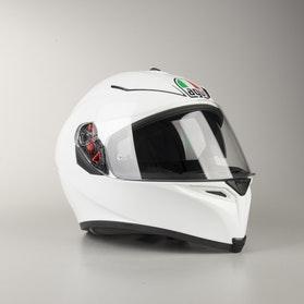 AGV K-5 S Helmet Pearl White