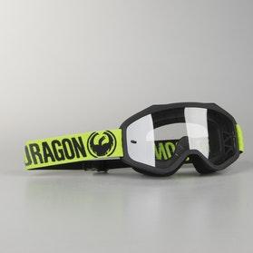 Gogle Dragon MXV Break Zielone