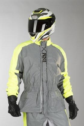 IXS Nimes 3.0 Rain Jacket Fluo Yellow
