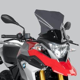 Owiewka Puig Touring BMW Ciemna Przydymiona