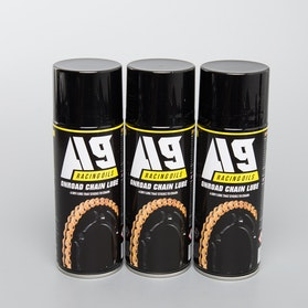 A9 3-Pack Onroad Chain Lube