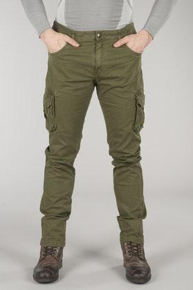 Kalhoty Acerbis Smart Sp Club Urban Zelené