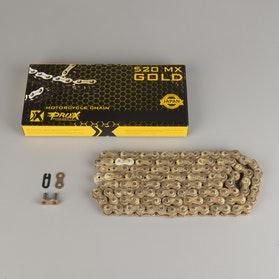 Kæde 520 ProX, Guld