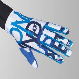 Rękawice cross OneIndustries Zero Oneid Niebieski