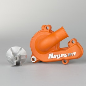 Boyesen SuperCooler Water Pump Orange