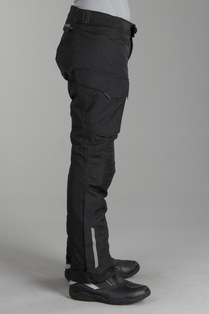 Spodnie Revit Outback Damskie Czarne