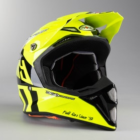 Kask Cross Suomy Mx Speed Full Gas Neonowożółty