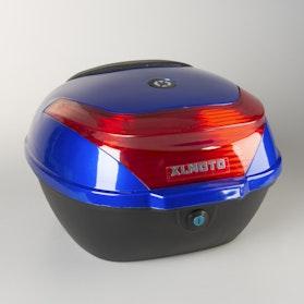 Kufer XLmoto 45L Ciemnoniebieski