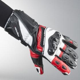 Rękawice On Board Prx-1 Czarno-Biało-Czerwone