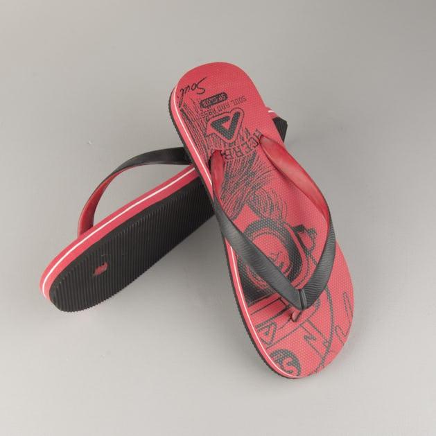 Acerbis SP Club Flip Flops Red