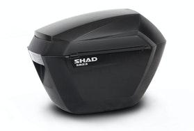 Sidetasker m. Beslag Shad SH23, Sort