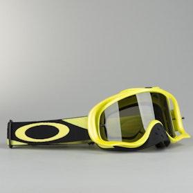 Crossové Brýle Oakley Crowbar MX Heritage Racer Zelená