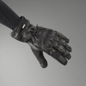 IXS Glasgow Women's Gloves Black-Yellow