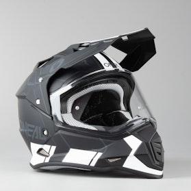 O'Neal Sierra II Comb Adventure Helmet Black-White