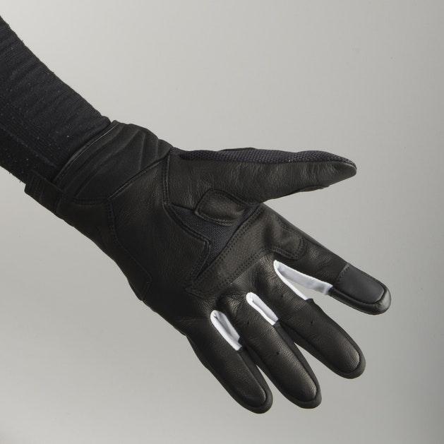 Alpinestars Atom Gloves - Black-Flourescent Yellow