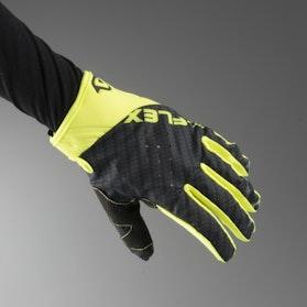 Acerbis MX-Flex Pro Cross-Gloves Black-Yellow