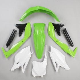 Komplet Plastikkit Acerbis Kawasaki, OEM-farve