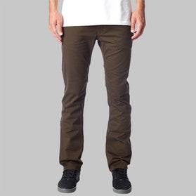 Kalhoty Fox Blade Čokoládové