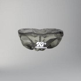 pokrywa filtra Owalny zamkięty K&N PreCharger
