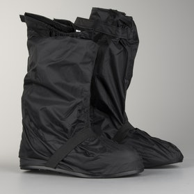 Booster Rain Protection For Heavy Duty Boots Black
