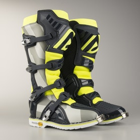 Acerbis X-Pro V Boots Grey-Yellow