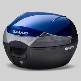 Topboks Shad SH33, Sort