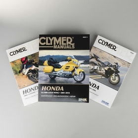 Manuál Clymer Honda