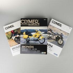 Reparationshåndbog Clymer Honda