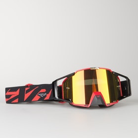 FXR Pilot MX Goggles Black-Red
