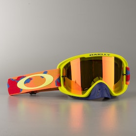 Gogle Cross Oakley O-Frame 2.0 MX ThermoCamo BOG
