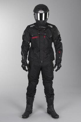 Acerbis Adventure Motorcycle Apparel Black