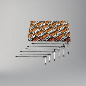 Klucze Trzpeniowe typu T, sześciokątne Beta Tools
